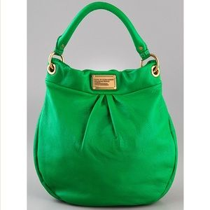 Marc by Marc Jacobs Classic Q Hillier Hobo Bag 💚